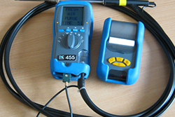 CPA1 - Flue Gas Analyser Assessment