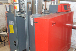CIGA1 - Indirect Fired Gas Appliances Commercial
