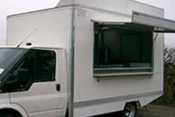 Mobile Commercial Catering LPG