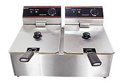 Solid Top Ranges Deep Fat Pressure Fryers Catering Appliances