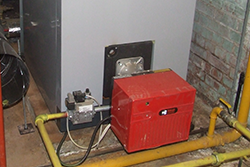 ICAE1/LS - Installation First Fix of Commercial Appliances Equipment Limited Scope