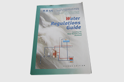 WRAS - Water Regulations Course